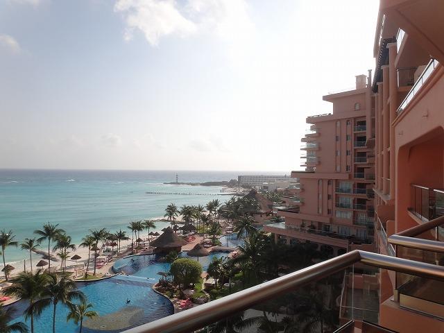フィエスタアメリカーナコーラルビーチリゾートお部屋からの眺望2