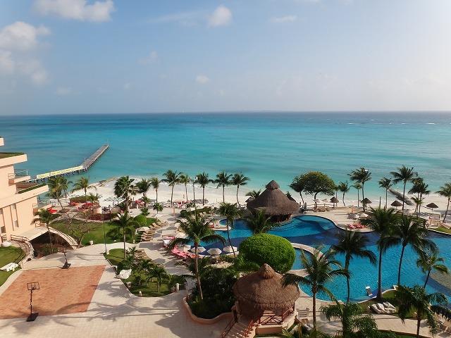 フィエスタアメリカーナコーラルビーチリゾートお部屋からの眺望3