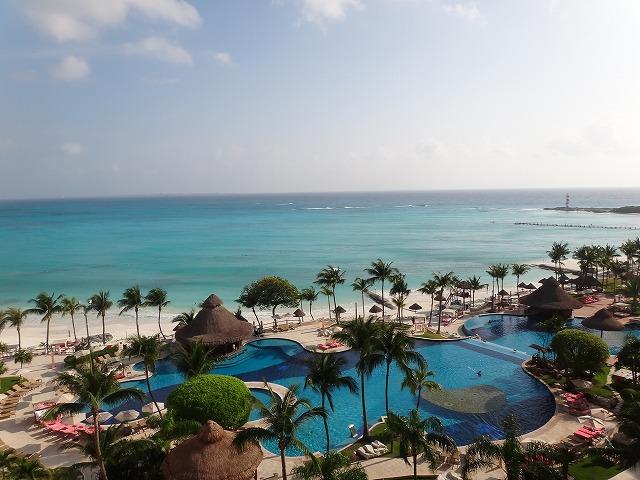 フィエスタアメリカーナコーラルビーチリゾートお部屋からの眺望5