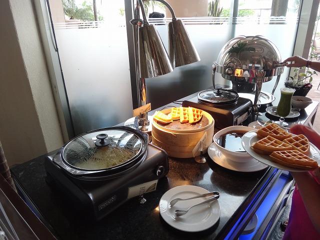 フィエスタアメリカーナグランドコーラルビーチの朝食ビュッフェ3