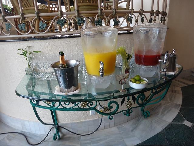 フィエスタアメリカーナグランドコーラルビーチの朝食ビュッフェ13