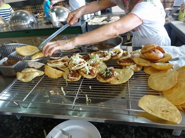 フィエスタアメリカーナグランドコーラルビーチの朝食ビュッフェ6