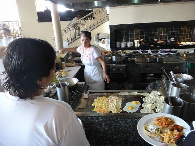 フィエスタアメリカーナグランドコーラルビーチの朝食ビュッフェ11