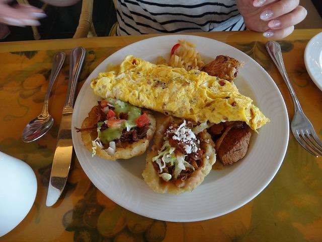 フィエスタアメリカーナグランドコーラルビーチの朝食ビュッフェ15