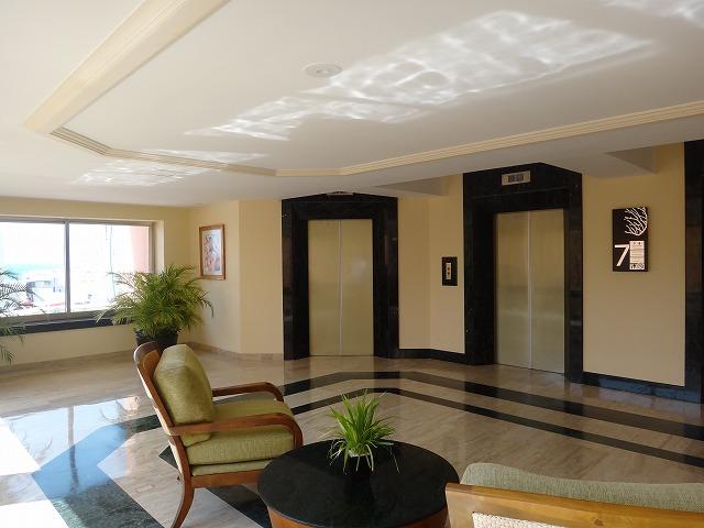 フィエスタアメリカーナコーラルビーチリゾート廊下2