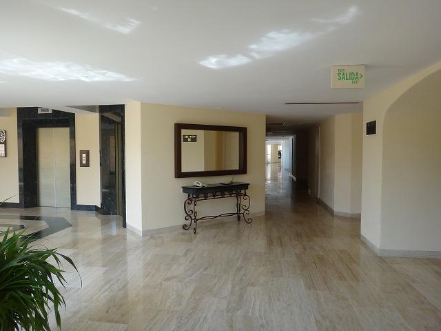 フィエスタアメリカーナコーラルビーチリゾート廊下1