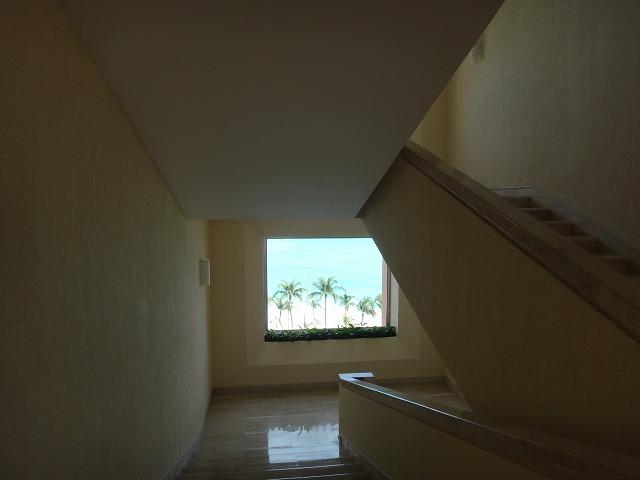 フィエスタアメリカーナコーラルビーチリゾート階段