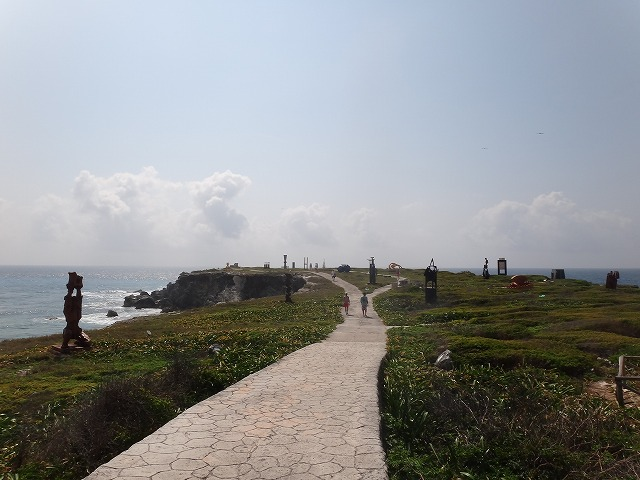 イスラ・ムヘーレス島ブンタ・スール