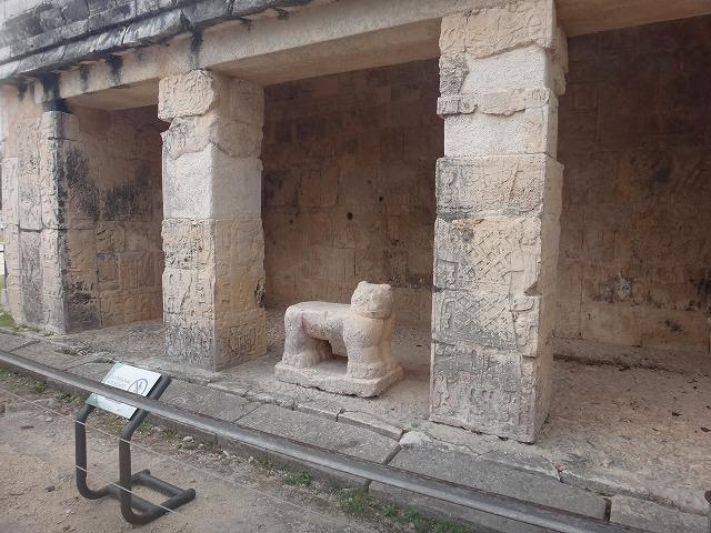 チチェン・イツァ遺跡6