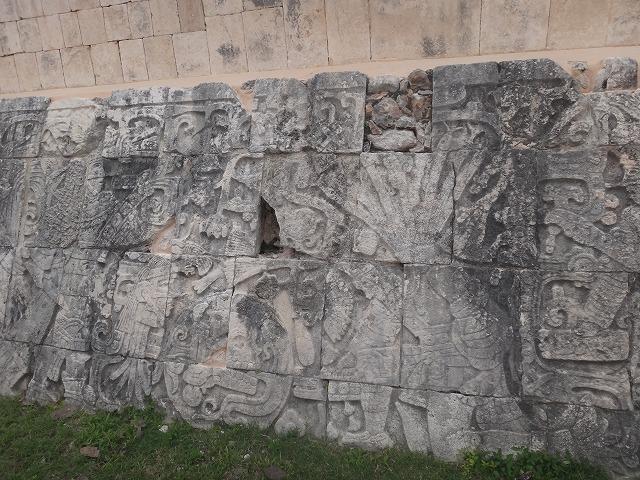 チチェン・イツァ遺跡8
