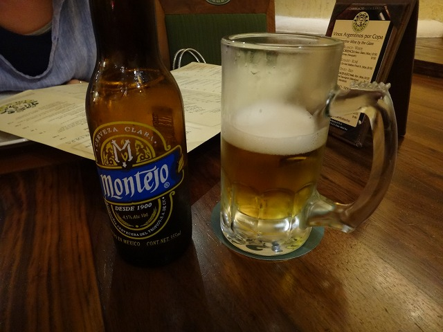 カンバラッチェのビール