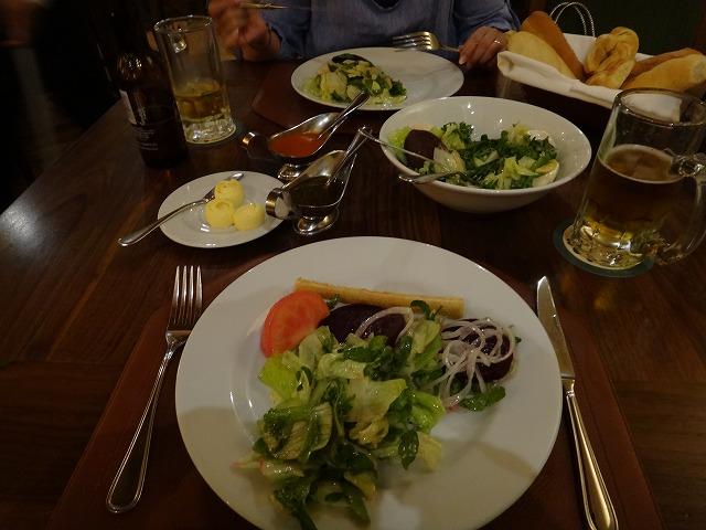 カンバラッチェのサラダ
