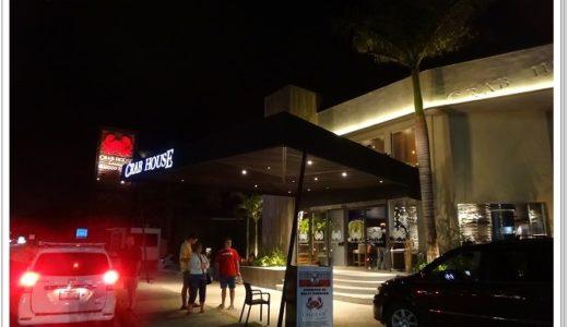 【カンクン 】クラブハウスのフロリダストーンクラブを食べてみた!