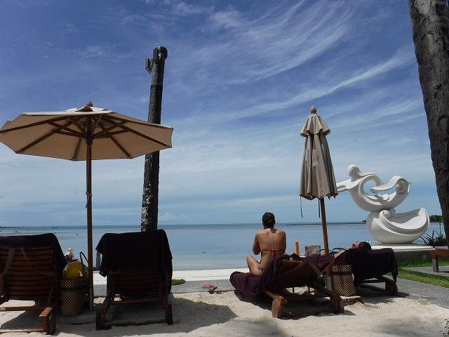 ホテルサリラヤSAREERAYA VILLAS &SUITESビーチ01