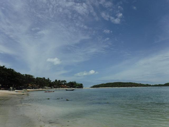ホテルサリラヤSAREERAYA VILLAS &SUITESビーチ03