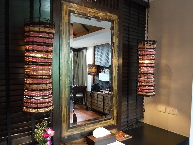 サムイ島ホテルサリラヤSAREERAYA VILLAS &SUITESのヴィラルーム12