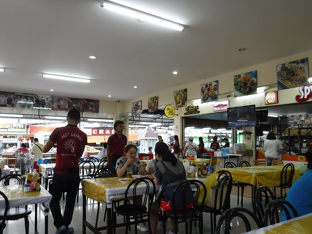 タイ・サムイ島チャウエンビーチおすすめレストラン_ミトラレストラン01