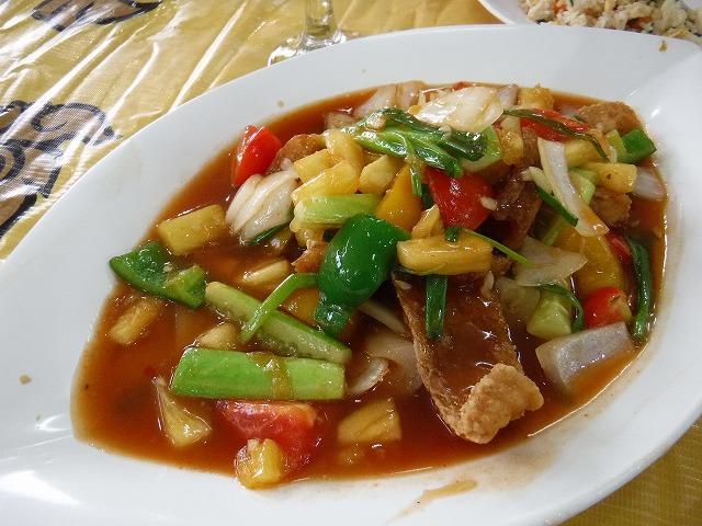 タイ・サムイ島チャウエンビーチおすすめレストラン_ミトラレストランオーダー04