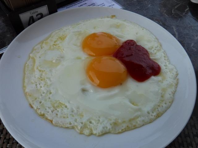 サリラヤ朝食メニュー10