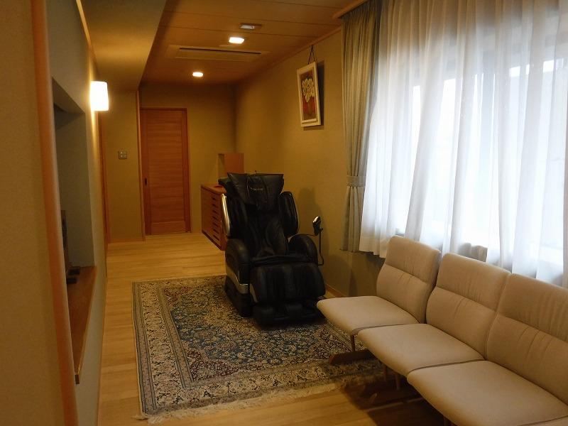 たちばな四季亭客室露天風呂付きプラン3階客室横サブルーム