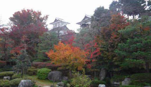【金沢市内半日観光】金沢城跡にも行ってみましたが