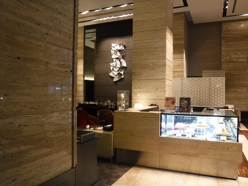 ホテルトラスティ金沢香林坊のカフェ