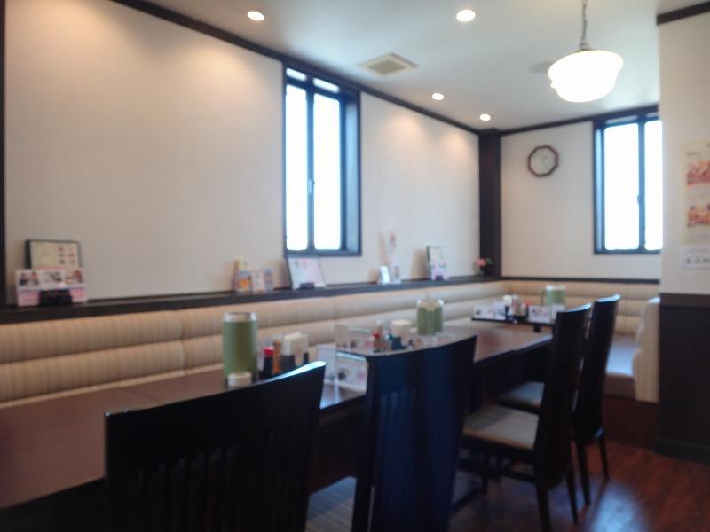 大分県別府レストラン東洋軒2階