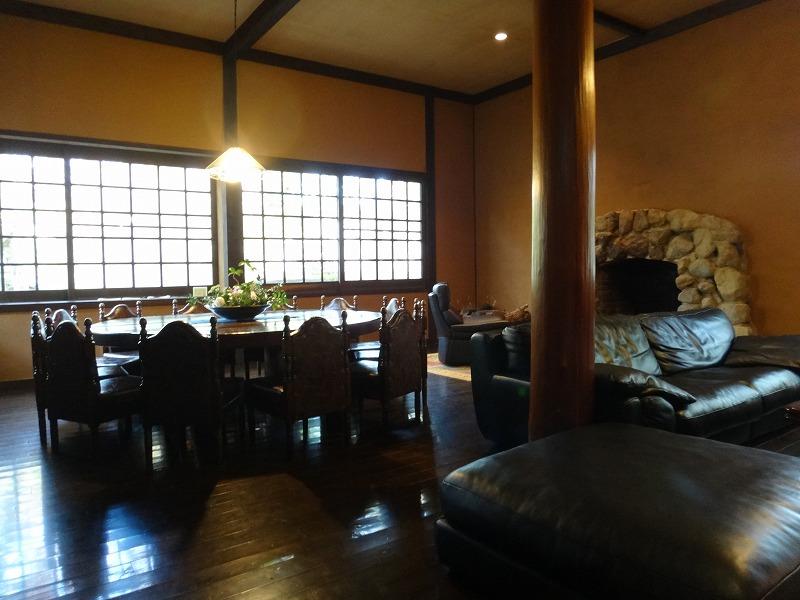 ゆふいん温泉山荘わらび野フロント談話コーナー02