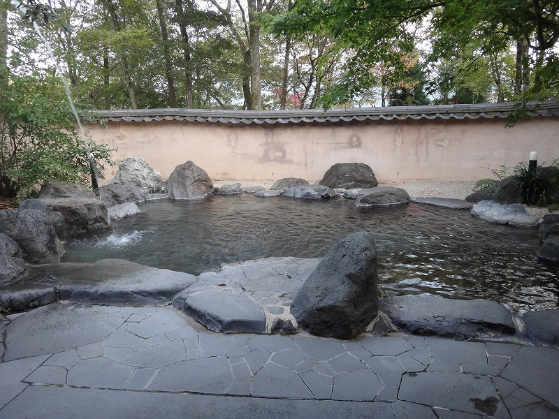 ゆふいん山荘わらび野 離れの露天風呂04