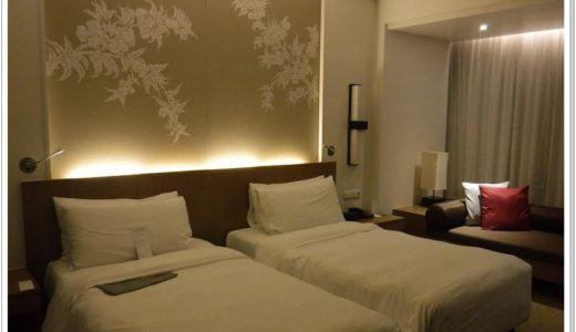 チェンマイナイトバザール近くのホテル、バスタブ有のル・メリディアンチェンマイ アーバンドイステープビューに泊まってみた