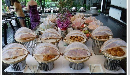 サリラヤ ヴィラ & スイートSAREERAYA VILLAS & SUITESの朝食メニュー