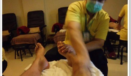 バンコクタイ古式マッサージワットポー直営店【地図】で足マッサージを受けてみた!