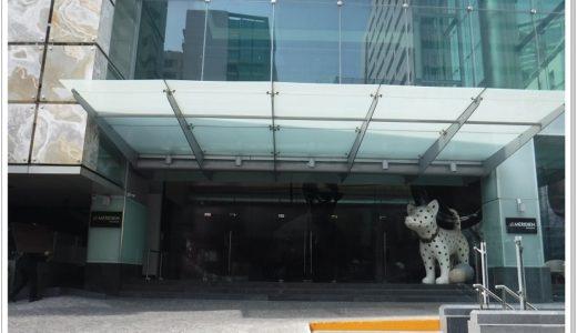 バンコクシーロムホテルおすすめ!ル・メリディアンバンコクはバスタブ&日本人スタッフがいて便利だった