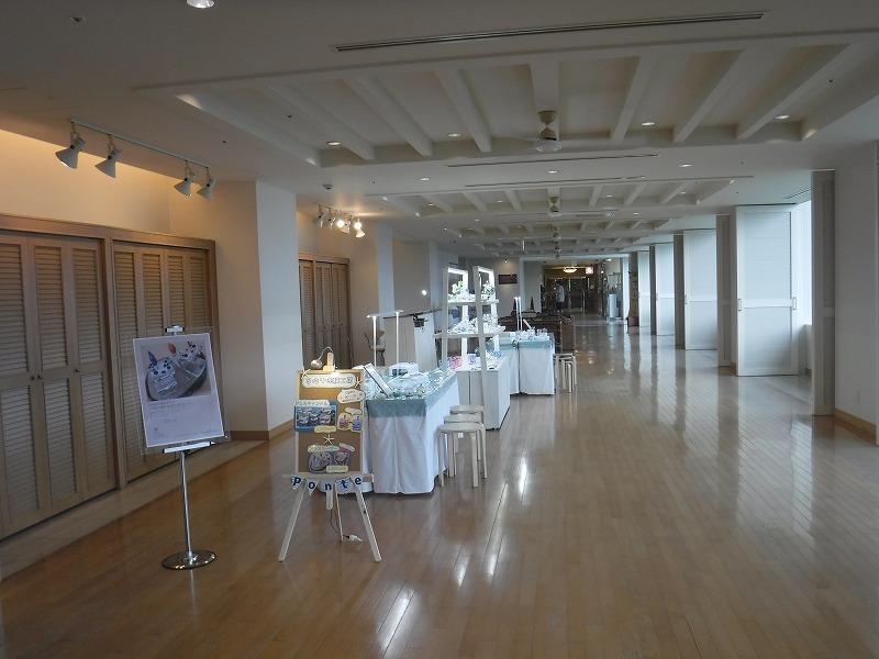 ANAインターコンチネンタル石垣リゾート_ロビー左側にある廊下
