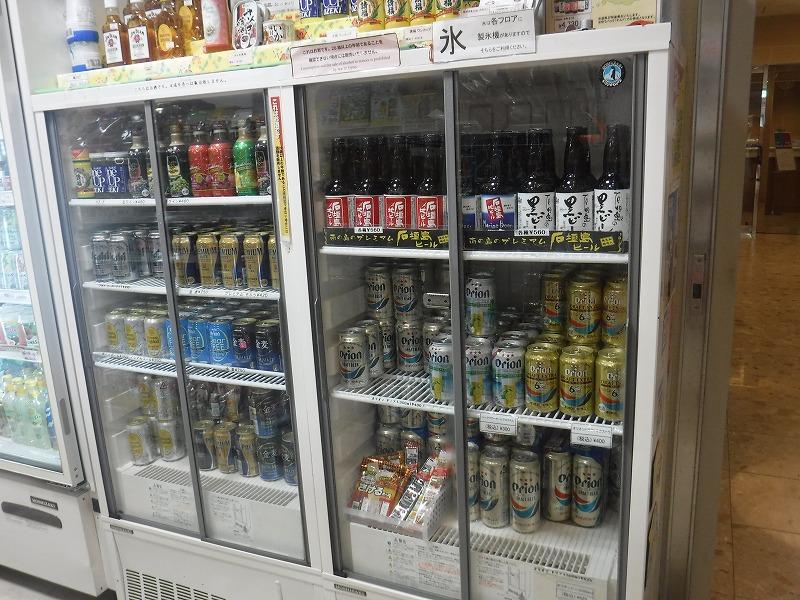 ANAインターコンチネンタル石垣リゾート施設内コンビニのビール価格