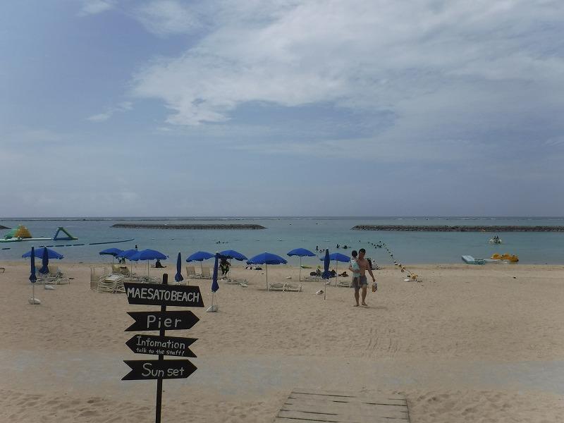 ANAインターコンチネンタル石垣リゾート隣接のマエサトビーチ3