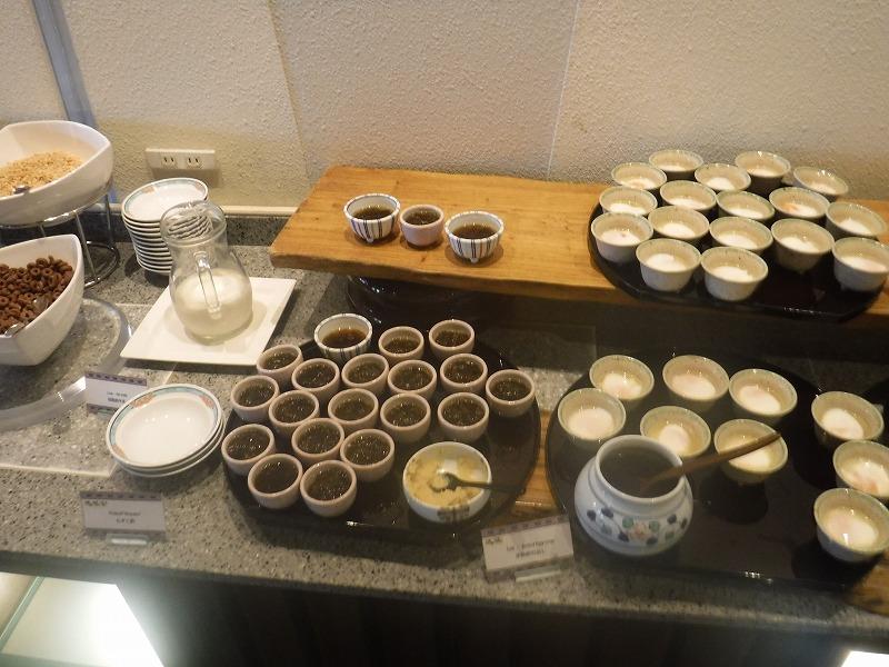 石垣島インターコンチネンタル石垣リゾートの朝食洋食ブッフェのサンコーストカフェ会場8
