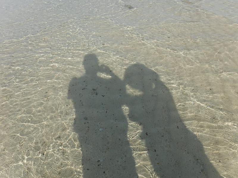石垣島マンタシュノーケルおすすめショップ|ソライロ・マリンで幻の島に上陸3