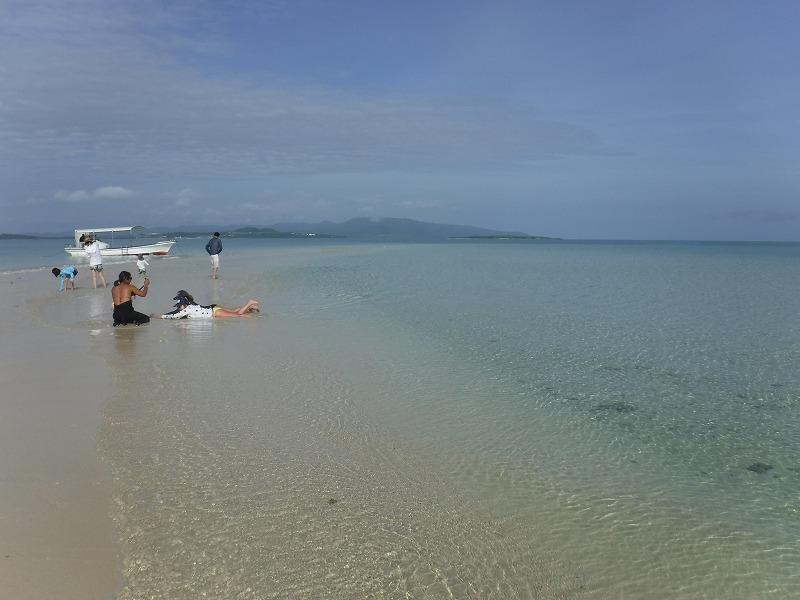 石垣島マンタシュノーケルおすすめショップ|ソライロ・マリンで幻の島に上陸2