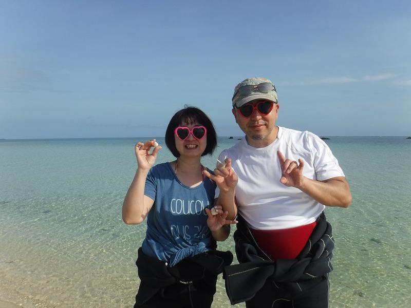 石垣島マンタシュノーケルおすすめショップ|ソライロ・マリンで幻の島に上陸4