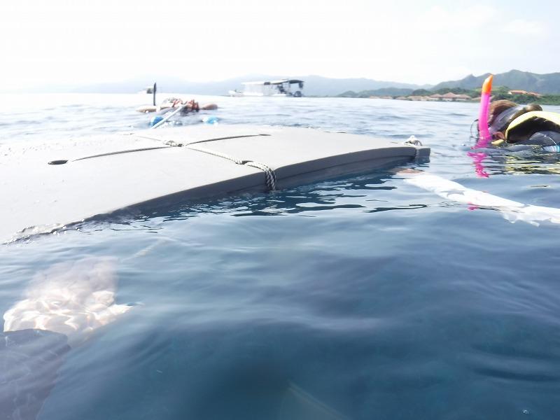 石垣島マンタシュノーケルおすすめショップ|ソライロ・マリンでマンタに遭遇2
