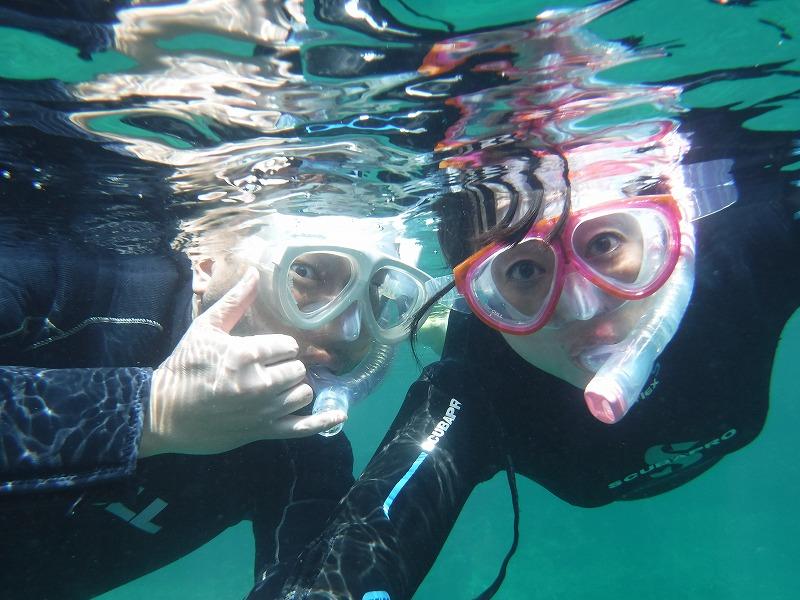 石垣島マンタシュノーケルおすすめショップ|ソライロ・マリンでサンゴ礁シュノーケリングツアー4
