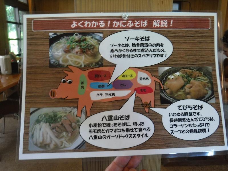 竹富島ランチ「かにふ」でソライロ・マリンのチケットランチ6