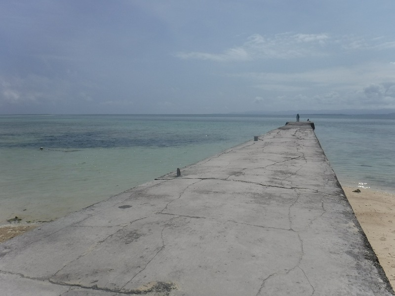 竹富島を電動レンタサイクルで島内観光2