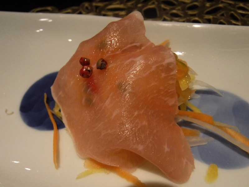 沖縄 鉄板焼き さわふじ実食3