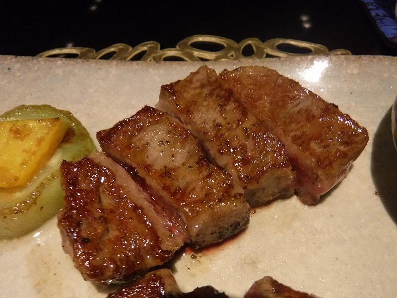 沖縄 鉄板焼き さわふじ実食11