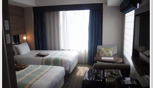 沖縄ホテル国際通り近く|アルモントホテル那覇県庁前が徒歩5分で超キレイで良かったレビュー