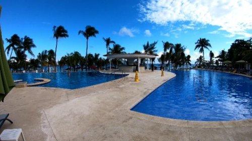 Azul Beach Resort The Fives Playa Del Carmenのメインプール1