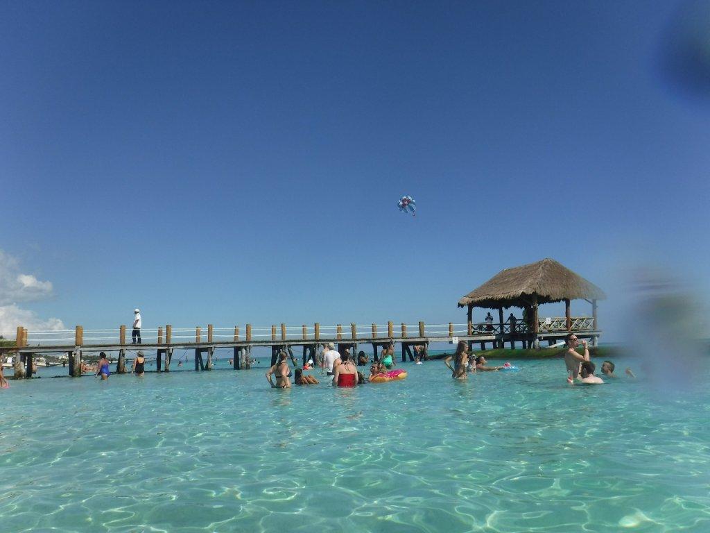 Azul Beach Resort The Fives Playa Del Carmenのビーチ3