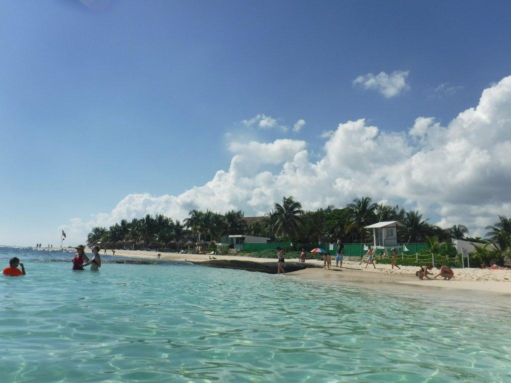 Azul Beach Resort The Fives Playa Del Carmenのビーチ8